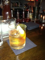 Cocktail courtesy of The Beagle nyc