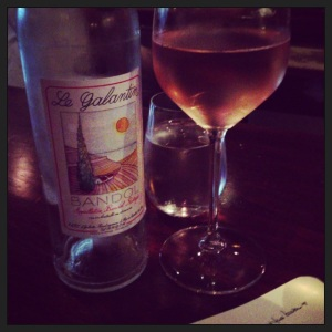 Babealicious wine at Lelabar, west village, nyc