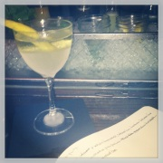 Poet's Dream Cocktail, The Beagle
