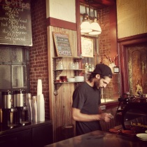 Bowery Coffee