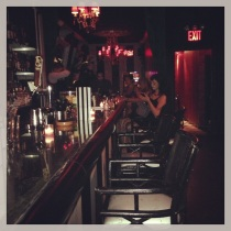 Ella's jazz-meets-hiphop-meets-piano bar, east village