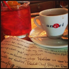 The writing cocktail-or-coffee conundrum resolved