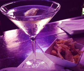 Vesper Martini at Raoul's: a classic at a classic
