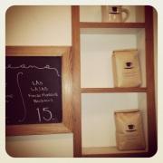 Caffeine Confusion: 9th Street Espresso, located on 10th Street.