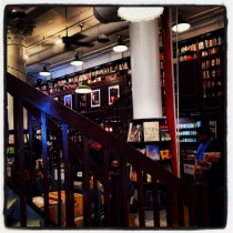 Housingworks Bookstore, soho