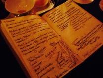 """notes for """"virago"""""""
