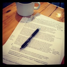 Rewriting at Elsewhere Espresso