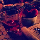 Sazerac & Strawberries, Louis 649