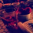 Sazerac & Strawberries, Louis 649