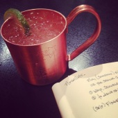Moscow Mule at Moscow 57