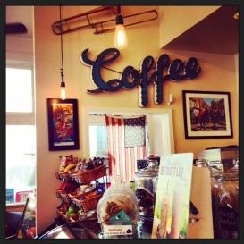 Chicory coffee, French Quarter