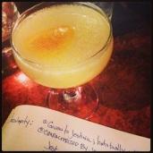 PDT's PADDINGTON cocktail