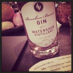 "Gin. Rhymes with ""tin""..."