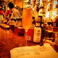 French 75 at Cherche Midi