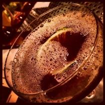 Cocktail inspiration, close-up